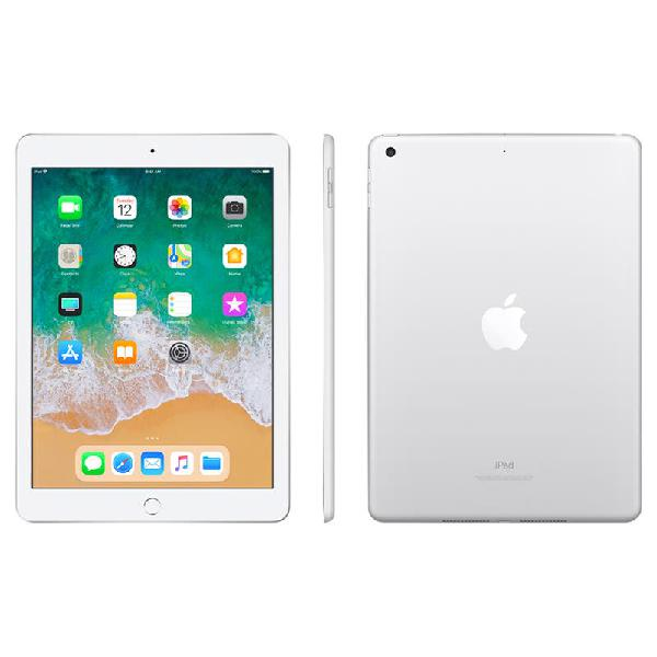 Ipad 2018 32gb wifi silver y blanco