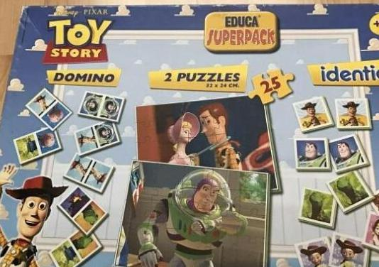 Educa super pack toy story