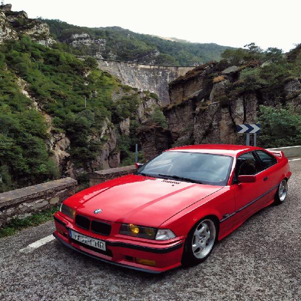 Bmw serie 3 e36 318is coupe