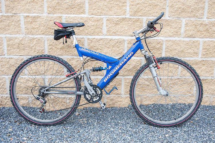 Bicicleta BOOMERANG ERASER II