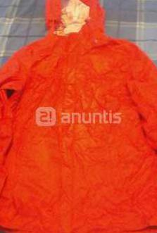 Impermeable de mujer