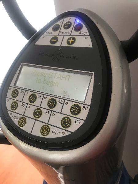 Power plate pro5