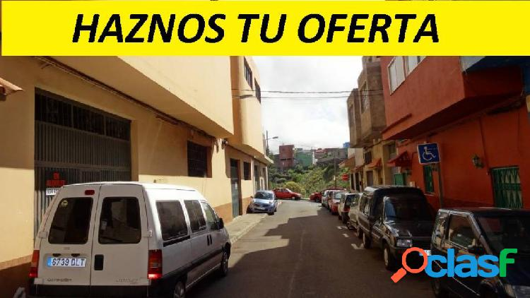 Local comercial en santa cruz, procedente de banco, con financiación preferente!!!