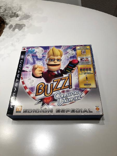 Juego buzz play station