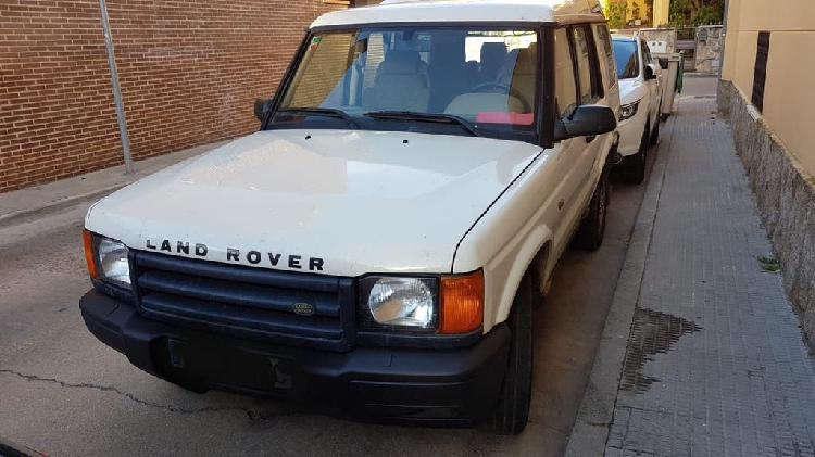 Land rover discovery td5 2002