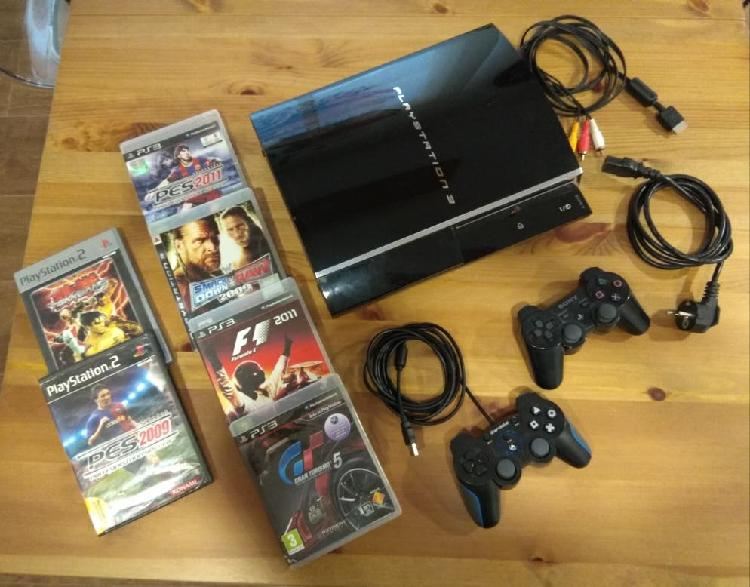 Play station 3 ps3 60gb