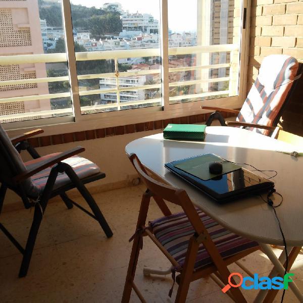 Acogedor apartamento para entrar a vivir con fantásticas vistas al mar