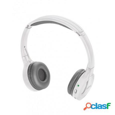 Auriculares estéreo con micrófono integrado y bluetooth