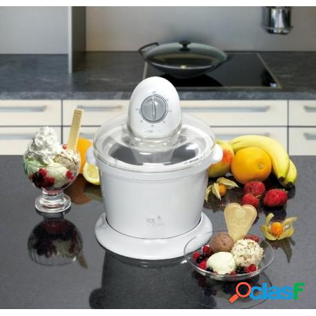 Maquina de hacer helados 1 litro