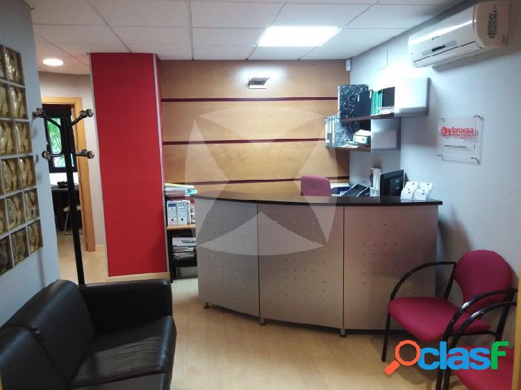 Oficina en alquiler con despachos en zona valdepasillas