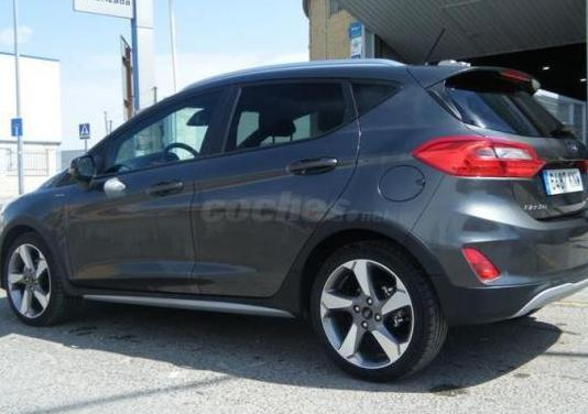 Ford fiesta 1.5 tdci 88kw active ss 5p 5p.