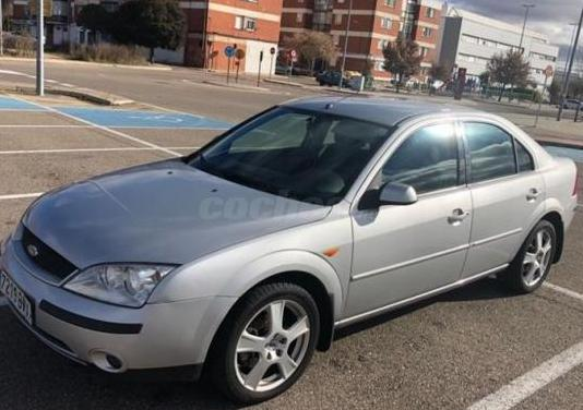 Ford mondeo 2.0 tdci trend 4p.