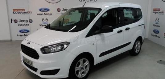 Ford tourneo courier 1.5 tdci 55kw 75cv ambiente 5