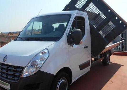 Renault master basculante/volquete trilateral