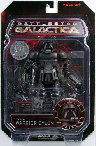 Diamond select battlestar galactica stealth cylon