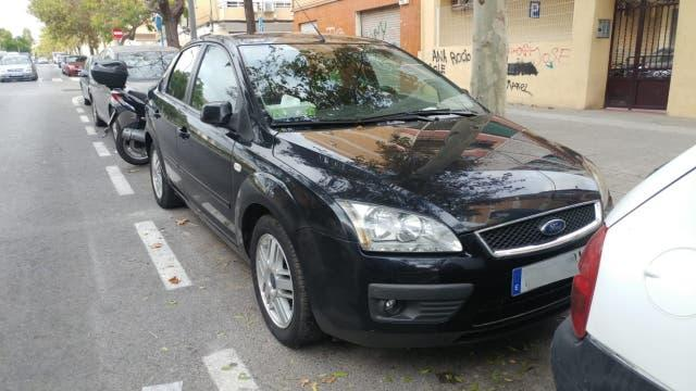 Ford focus trend 2006