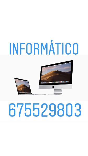 Informatico apple mac