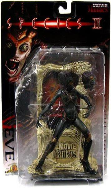 Mcfarlane species ii eve figura nueva