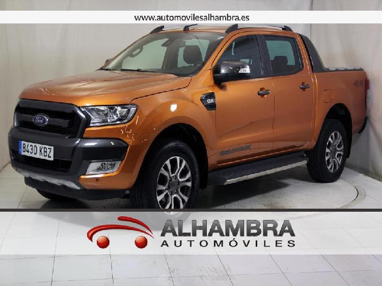 Ford ranger 3.2 tdci double cab wildtrack 4x4