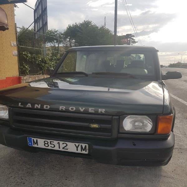 Land rover discovery 1999 td5