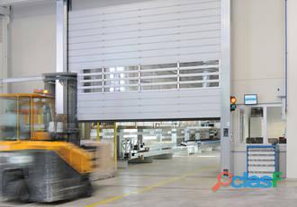 Fabricante especialista en puertas industriales 3