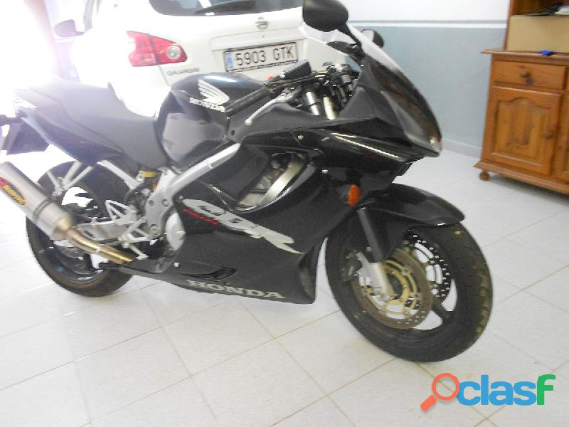 Honda CBR 600 F impecable 14.000kmts 3