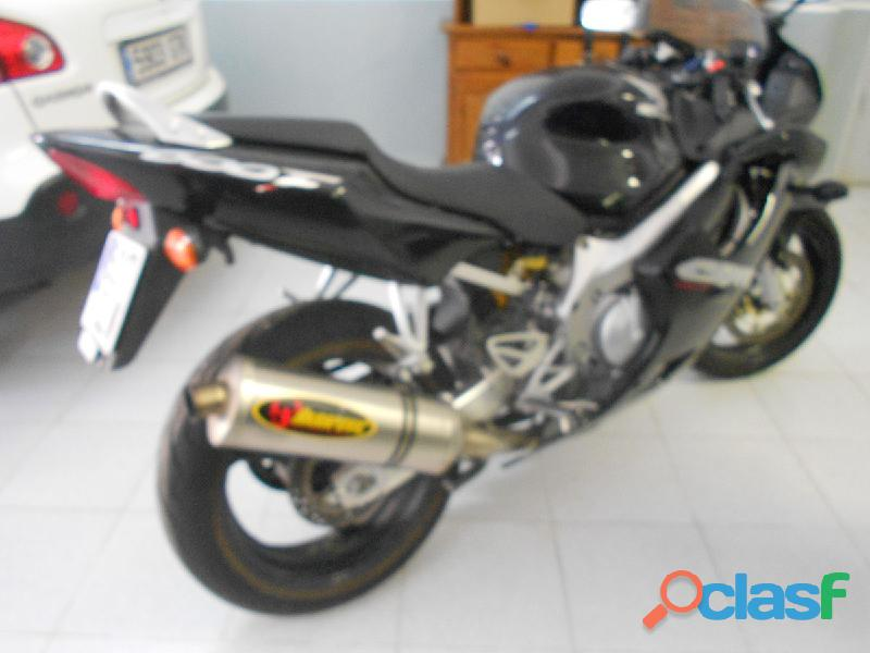 Honda CBR 600 F impecable 14.000kmts 4