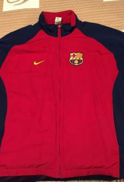 Chandal nike futbol club barcelona original