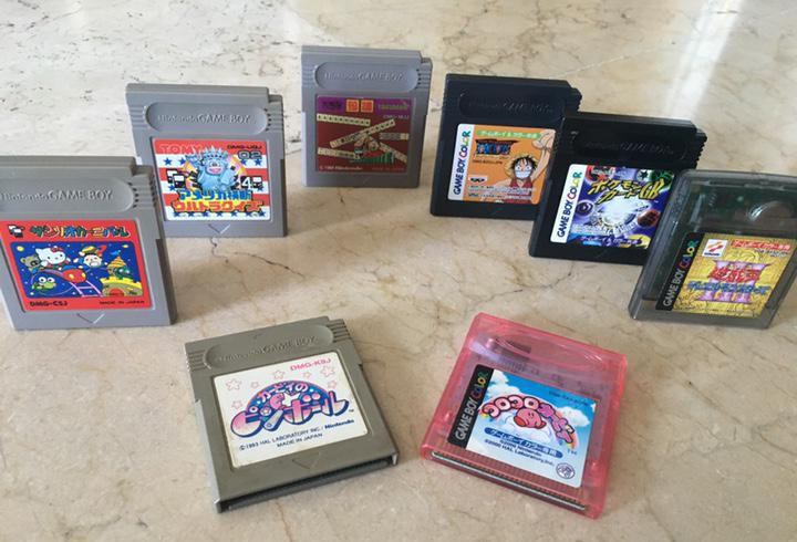Juegos gameboy & gameboy color