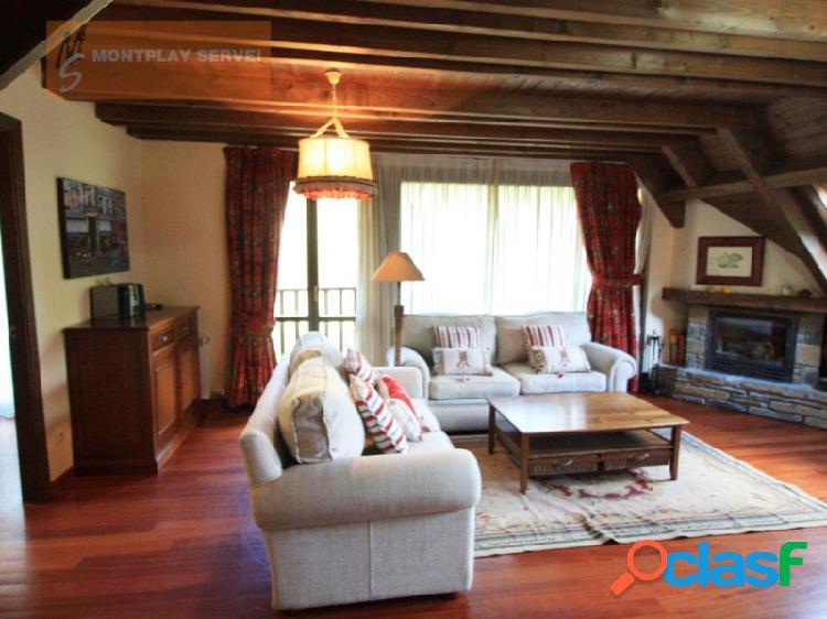 Apartamento duplex en venta en betlan