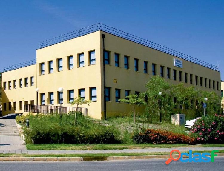 Edificio de oficinas en el pta malaga