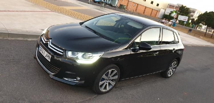 Citroen c4 1.6bluehdi 12ocv shine