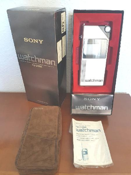 Sony watchman new nos