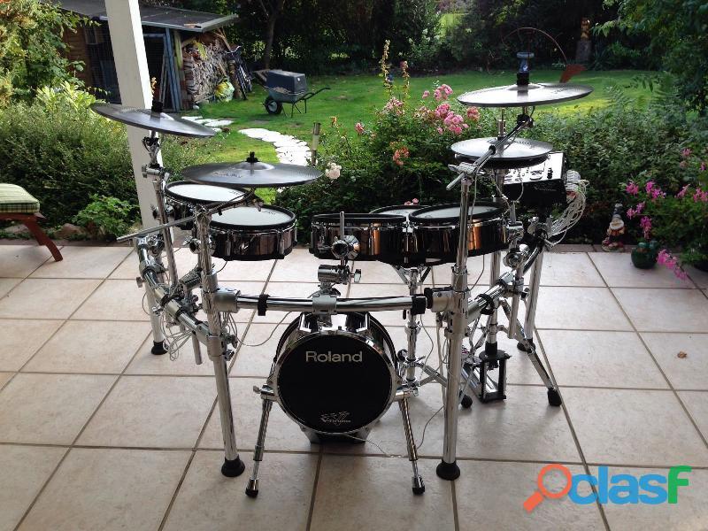 Roland td 30kv v drumset