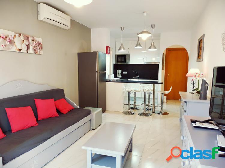 Moderno apartamento de 2 dormitorios cerca de la playa de empuriabrava, gran reserva