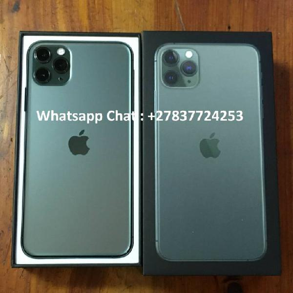 Apple iphone 11 pro 64gb - $600, iphone 11 pro max 64gb