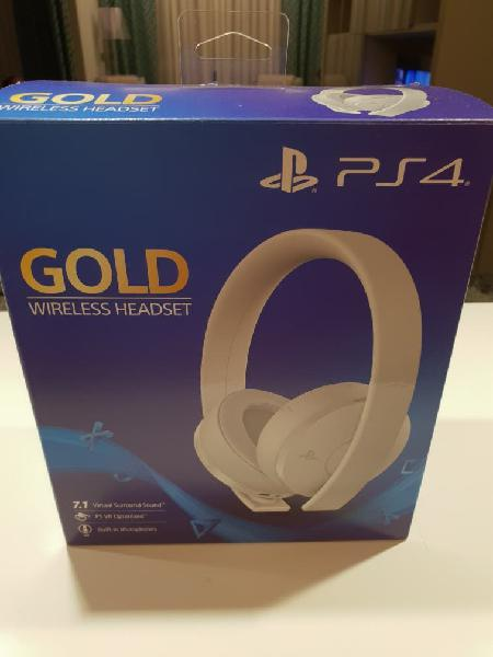 Auriculares camino sony golf wireless ps4