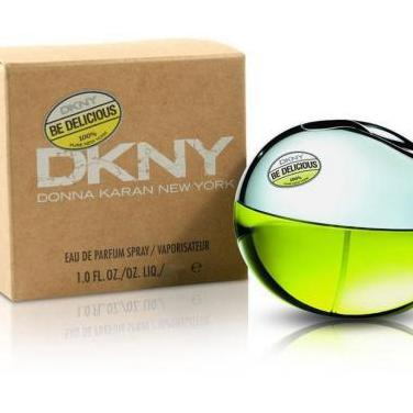 Perfume N°1, DKNY Be Delicious.