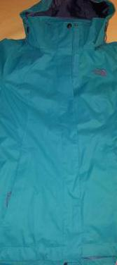 The north face triclimate w t-xs