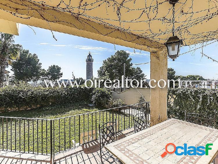 Casa en venta en el faro, Vilanova i la Geltrú en la comarca del Garraf