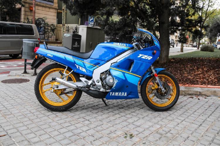 Yamaha tzr 125 deltabox