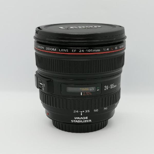 Canon ef 24-105mm f/4l is ii usm + canon 450d