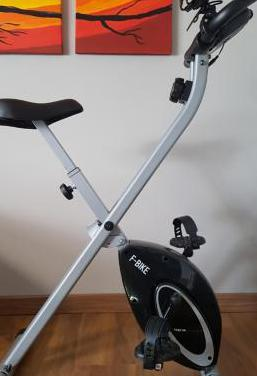 Bicicleta estatica plegable