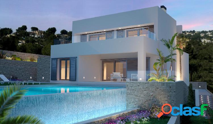 Villa de estilo a la venta en costa nova, javea. bv1902a.