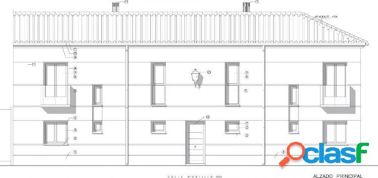 Exclusivas casas con patio en pleno casco historico de alcalá de henares