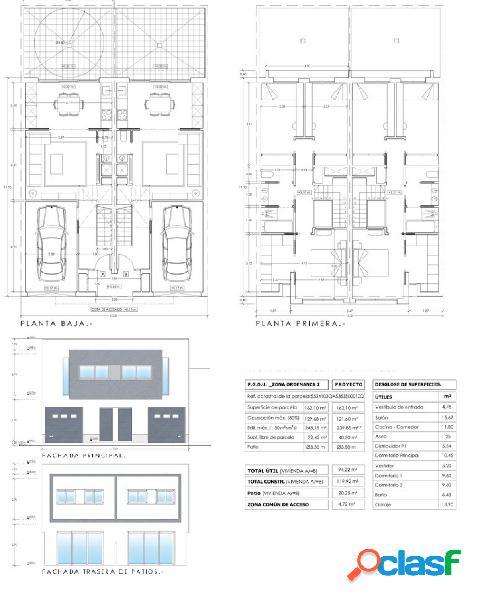 Ocasión vivienda de nueva construcción a la venta.