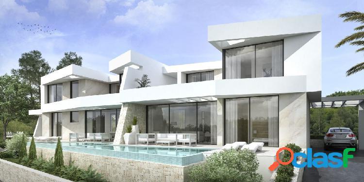 Vista al mar, villas modernas 1