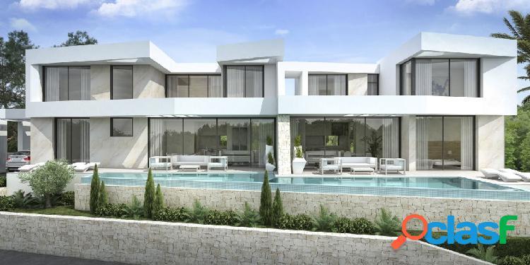 Vista al mar, villas modernas 2