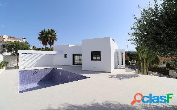 Casa de diseño moderno en vent