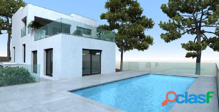 Villa con vistas al mar en ven